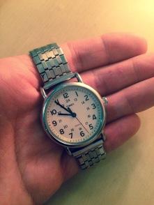 My Timex Weekender